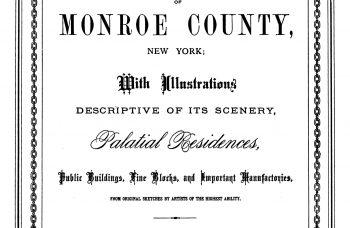 History of Monroe County – Mendon