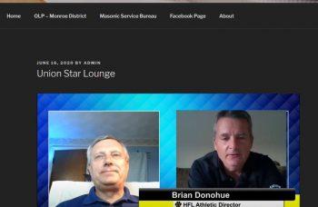 Union Star Lounge Featured in Monroe Masonic News